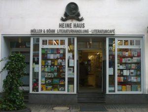 Heine-Geburtshaus Bolkerstraße 53