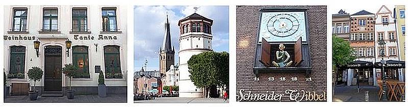 Altstadtimpressionen Düsseldorf